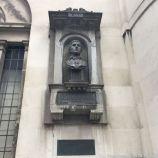 LONDON WALK, EUSTON TO BOROUGH MARKET VIA WOOD STREET 060