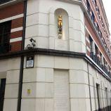LONDON WALK, EUSTON TO BOROUGH MARKET VIA WOOD STREET 064