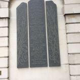 LONDON WALK, EUSTON TO BOROUGH MARKET VIA WOOD STREET 068