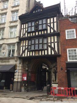 LONDON WALK, EUSTON TO BOROUGH MARKET VIA WOOD STREET 069