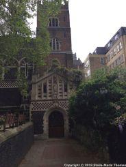 LONDON WALK, EUSTON TO BOROUGH MARKET VIA WOOD STREET 072