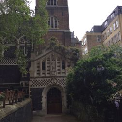 LONDON WALK, EUSTON TO BOROUGH MARKET VIA WOOD STREET 072