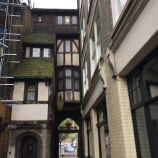 LONDON WALK, EUSTON TO BOROUGH MARKET VIA WOOD STREET 076