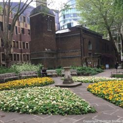 LONDON WALK, EUSTON TO BOROUGH MARKET VIA WOOD STREET 110
