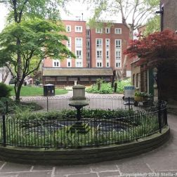 LONDON WALK, EUSTON TO BOROUGH MARKET VIA WOOD STREET 114