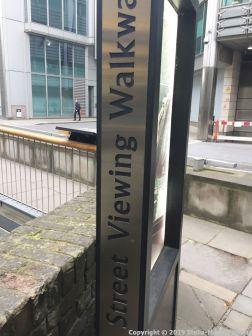 LONDON WALK, EUSTON TO BOROUGH MARKET VIA WOOD STREET 119