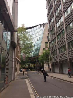 LONDON WALK, EUSTON TO BOROUGH MARKET VIA WOOD STREET 121