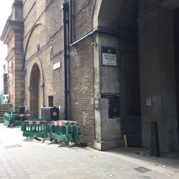 LONDON WALK, EUSTON TO BOROUGH MARKET VIA WOOD STREET 137