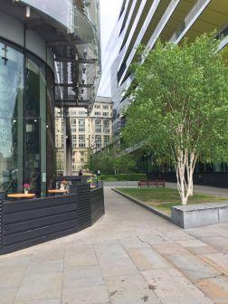 LONDON WALK, EUSTON TO BOROUGH MARKET VIA WOOD STREET 142