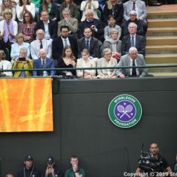 WIMBLEDON NO 1 COURT CELEBRATION 012
