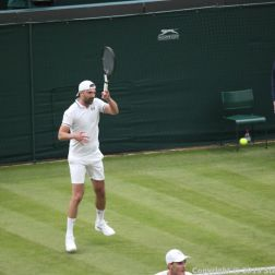 WIMBLEDON NO 1 COURT CELEBRATION, GORAN IVANISEVIC 056