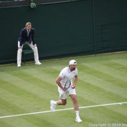 WIMBLEDON NO 1 COURT CELEBRATION, GORAN IVANISEVIC 065