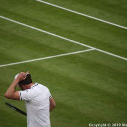 WIMBLEDON NO 1 COURT CELEBRATION, GORAN IVANISEVIC 072