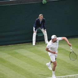 WIMBLEDON NO 1 COURT CELEBRATION, GORAN IVANISEVIC 082
