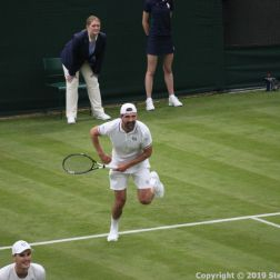 WIMBLEDON NO 1 COURT CELEBRATION, GORAN IVANISEVIC 084