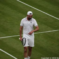 WIMBLEDON NO 1 COURT CELEBRATION, GORAN IVANISEVIC 122