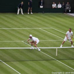 WIMBLEDON NO 1 COURT CELEBRATION, GORAN IVANISEVIC, LLEYTON HEWITT 102