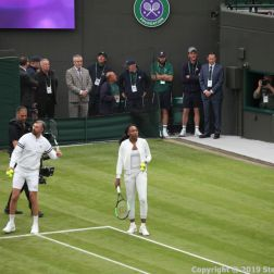 WIMBLEDON NO 1 COURT CELEBRATION, GORAN IVANISEVIC, VENUS WILLIAMS, LLEYTON HEWITT 279
