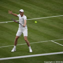 WIMBLEDON NO 1 COURT CELEBRATION, JAMIE MURRAY 085