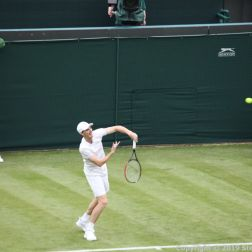 WIMBLEDON NO 1 COURT CELEBRATION, JAMIE MURRAY 246