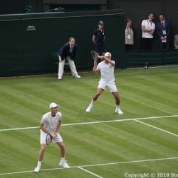 WIMBLEDON NO 1 COURT CELEBRATION, JAMIE MURRAY, GORAN IVANISEVIC 053