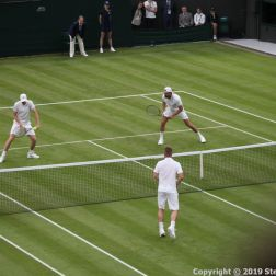 WIMBLEDON NO 1 COURT CELEBRATION, JAMIE MURRAY, GORAN IVANISEVIC, LLEYTON HEWITT 069