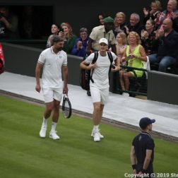 WIMBLEDON NO 1 COURT CELEBRATION, JAMIE MURRAY, GORAN IVANISEVIC V PAT CASH, LLEYTON HEWITT 021