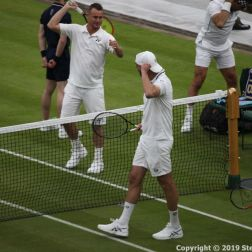 WIMBLEDON NO 1 COURT CELEBRATION, JAMIE MURRAY, GORAN IVANISEVIC V PAT CASH, LLEYTON HEWITT 024