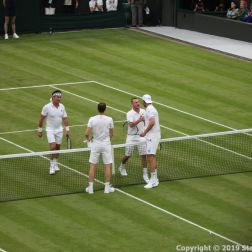 WIMBLEDON NO 1 COURT CELEBRATION, JAMIE MURRAY, GORAN IVANISEVIC V PAT CASH, LLEYTON HEWITT 125