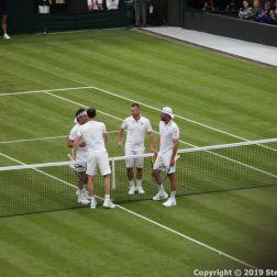 WIMBLEDON NO 1 COURT CELEBRATION, JAMIE MURRAY, GORAN IVANISEVIC V PAT CASH, LLEYTON HEWITT 126