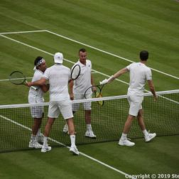 WIMBLEDON NO 1 COURT CELEBRATION, JAMIE MURRAY, GORAN IVANISEVIC V PAT CASH, LLEYTON HEWITT 128