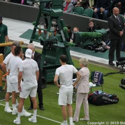 WIMBLEDON NO 1 COURT CELEBRATION, JAMIE MURRAY, GORAN IVANISEVIC V PAT CASH, LLEYTON HEWITT 132