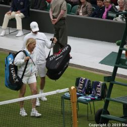 WIMBLEDON NO 1 COURT CELEBRATION, JAMIE MURRAY, MARTINA NAVRATILOVA 200