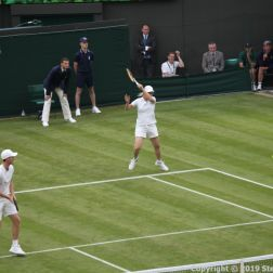 WIMBLEDON NO 1 COURT CELEBRATION, JAMIE MURRAY, MARTINA NAVRATILOVA 221