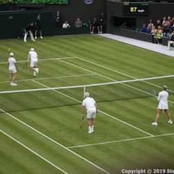 WIMBLEDON NO 1 COURT CELEBRATION, JAMIE MURRAY, MARTINA NAVRATILOVA, JOHN MCENROE, KIM CLIJSTERS 222