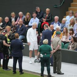 WIMBLEDON NO 1 COURT CELEBRATION, JOHN MCENROE 191