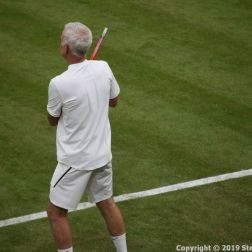 WIMBLEDON NO 1 COURT CELEBRATION, JOHN MCENROE 206