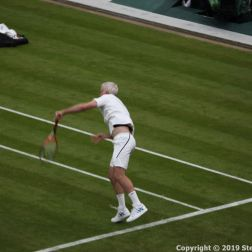 WIMBLEDON NO 1 COURT CELEBRATION, JOHN MCENROE 211