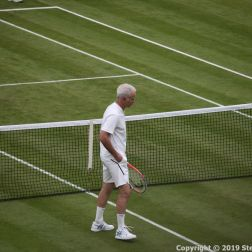 WIMBLEDON NO 1 COURT CELEBRATION, JOHN MCENROE 216