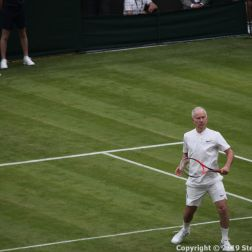 WIMBLEDON NO 1 COURT CELEBRATION, JOHN MCENROE 228