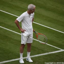 WIMBLEDON NO 1 COURT CELEBRATION, JOHN MCENROE 254