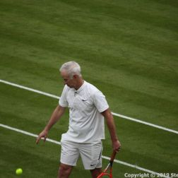 WIMBLEDON NO 1 COURT CELEBRATION, JOHN MCENROE 258