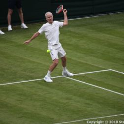 WIMBLEDON NO 1 COURT CELEBRATION, JOHN MCENROE 261