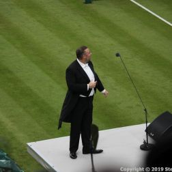 WIMBLEDON NO 1 COURT CELEBRATION, JOSEPH CALLEJA 006