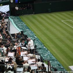 WIMBLEDON NO 1 COURT CELEBRATION, JOSEPH CALLEJA 007