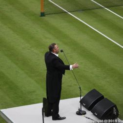 WIMBLEDON NO 1 COURT CELEBRATION, JOSEPH CALLEJA 010
