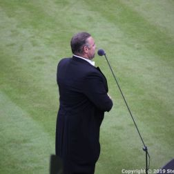 WIMBLEDON NO 1 COURT CELEBRATION, JOSEPH CALLEJA 193