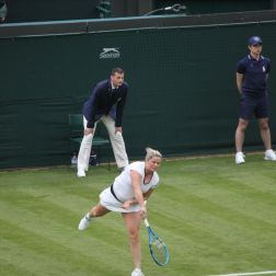 WIMBLEDON NO 1 COURT CELEBRATION, KIM CLIJSTERS 146