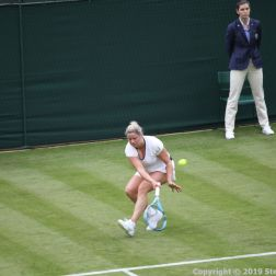 WIMBLEDON NO 1 COURT CELEBRATION, KIM CLIJSTERS 168