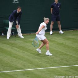 WIMBLEDON NO 1 COURT CELEBRATION, KIM CLIJSTERS 170